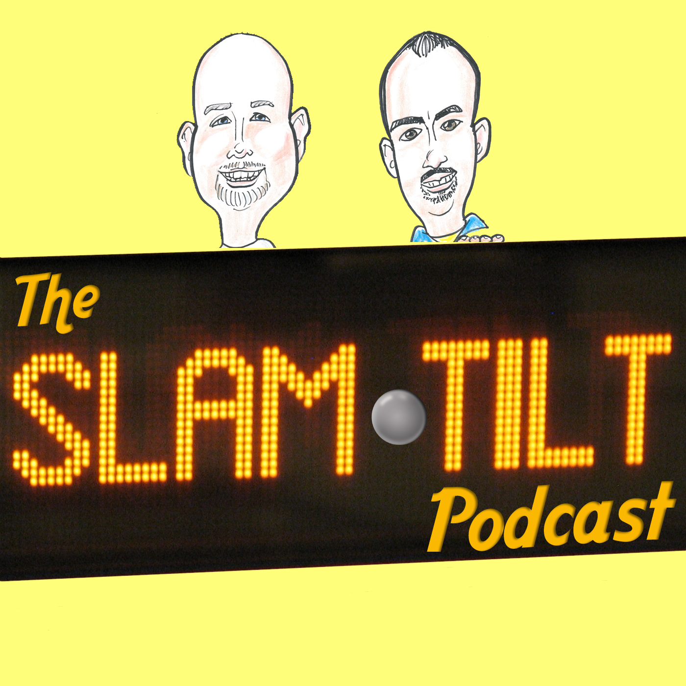 The Slam Tilt Podcast